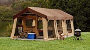 10 man cabin tent