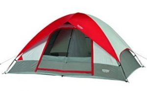 best 5 man 2 room tent