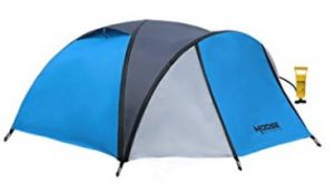 best ez up 4 man tent