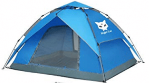 best pop up family tent