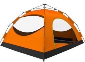 best family size tent with toddler