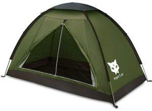 Nignt cat backpacking waterproof tent