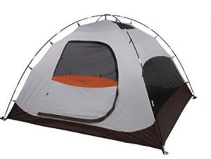 ALPS Mountaineering camping tent for 4 person