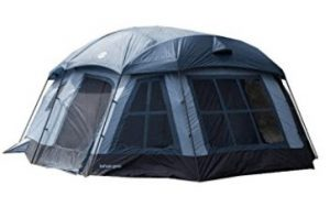 best 3 season large family tent