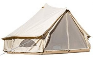 best heavy duty canvas tent