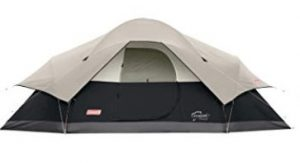 best rated coleman family tents for group of 8
