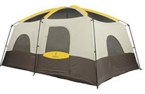 best 2 room tents family camping