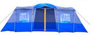 12 man 3 bedroom tent