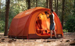 best outdoor tents reviews