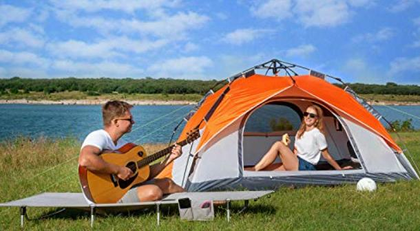 what is the best pop up tent