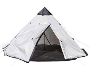 Carry-on lightweight tent for 12 person