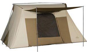 Teton large canvas family tent