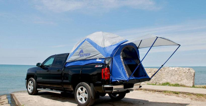 choose a truck bed tent with proper capacity