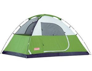 best budget 4 person tent