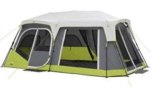 core 12 person instant tent