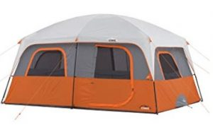 core cabin tent for 10 people