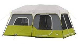 best instant family tent for 9