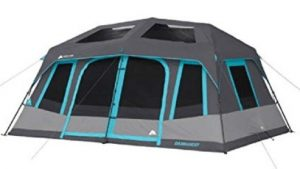 ozark trail dark rest tent