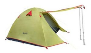 top rated waterproof hiking tent
