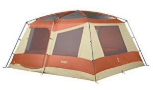 eureka 12 person tent with 2 rooms
