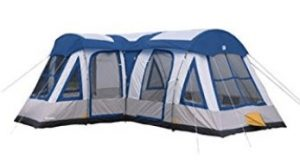 best tent for family of 12 in summer