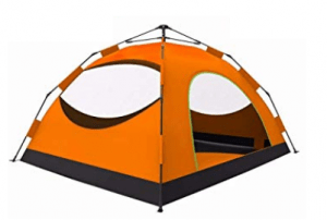 Best tent for family of 3