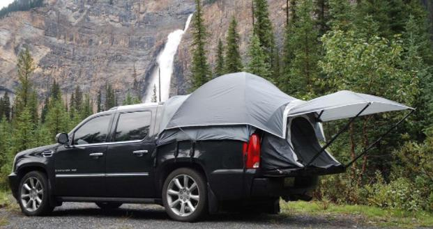 guides of best truck bed tents