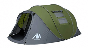 instant 4 person tent