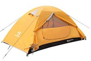 best 2 person hiking tent