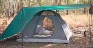 choose a waterproof camping tent