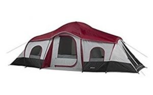10 person tent 3 rooms tent