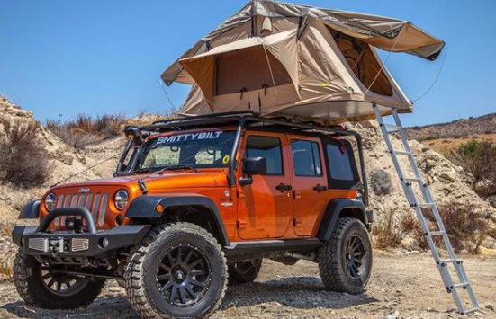 what car can use a rooftop tent