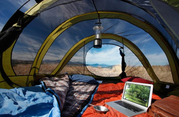 the airflow of your 4 season tent