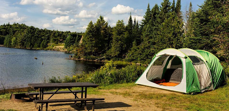 choose a proper campsite