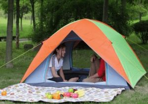 What's the best 2 man tent