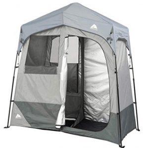 Best Ozark Trail 2 rooms shower tent