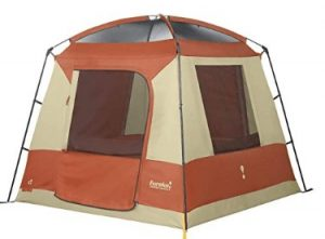 eureka copper canyon family tent for rain