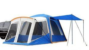 napier 5 man suv screen tent cabana