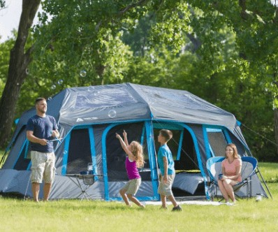 What is the best tent for a family of 5