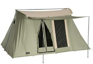 best 8 person canvas tent