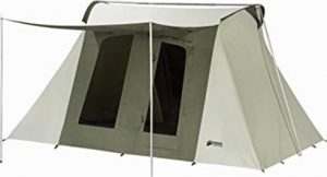 Best kodiak canvas camping tent for family of 8