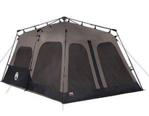 Best Coleman instant cabin 8 Man large tent