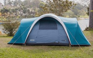 best 8/9 man large tent