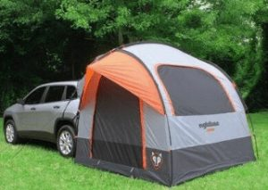 What is the purpose of an SUV tent