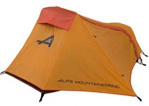 best ALPS Mountaineering winter tent with dual doors and vestibules