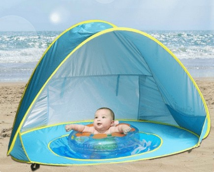 What is the best beach tent for babies