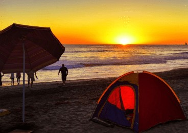What is the best canopy tent for the beach