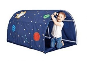 canvas tunnel tent