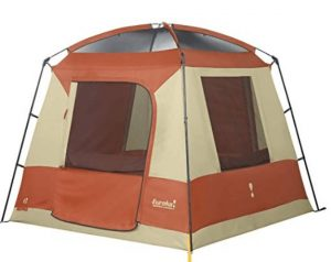 most wind resistant 4 person tent