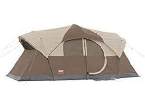 best coleman large dome tent for 10 people